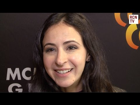 Adventure Time Jessica DiCicco Interview - Flame Princess