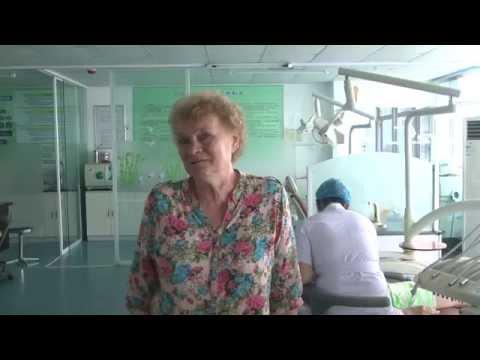 Светлана, Сахалин - отзыв о протезировании зубов в Хэйхэ