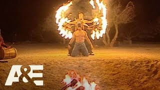 Criss Angel Mindfreak: Exclusive Look Into Burning Man