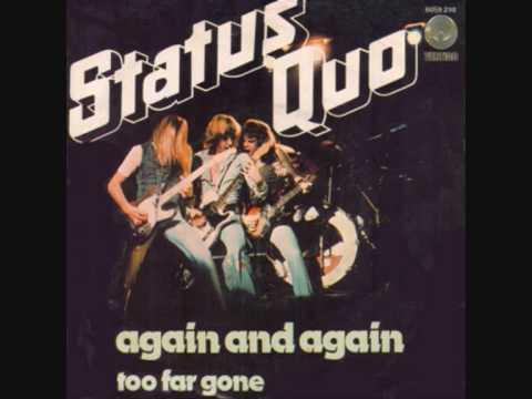status quo again and again