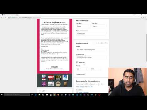 How To Apply Jobs In Australia For Students Hindi / Urdu