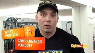 Fernando Marques - Whey Protein