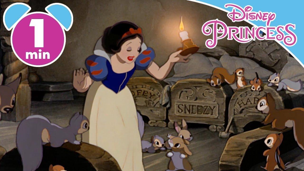 Disney Princess Biancaneve E I Sette Nani I Migliori Momenti