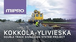 Kokkola-Ylivieska double-track signalling system project
