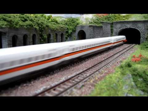 [鐵道模型HD] k'ice SX1 N-Gauge File 6:THSR 700T Original Sound 台灣高鐵700T 原音篇