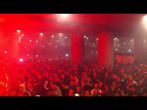 VAK410 Corteo: Dale+Tifosi Amsterdam