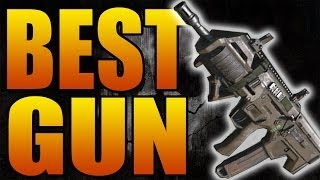 Best Gun in Call of Duty Ghosts! (COD Ghost Best Primary Weapon in Multiplayer Assault Rifle Setup)