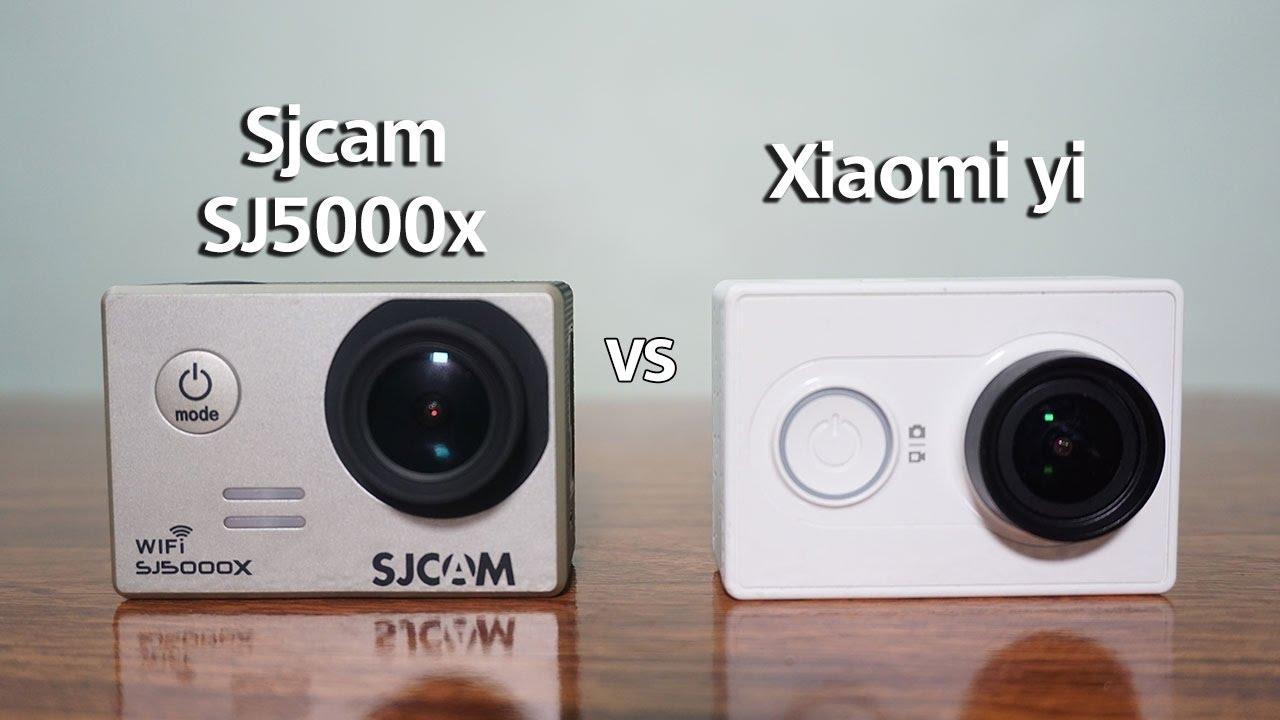 Xiaomi yi vs gopro hero action camera comparison cameralah com gopro - Sjcam Sj5000x Elite Vs Xiaomi Yi 1 Action Camera Test Indonesia Youtube