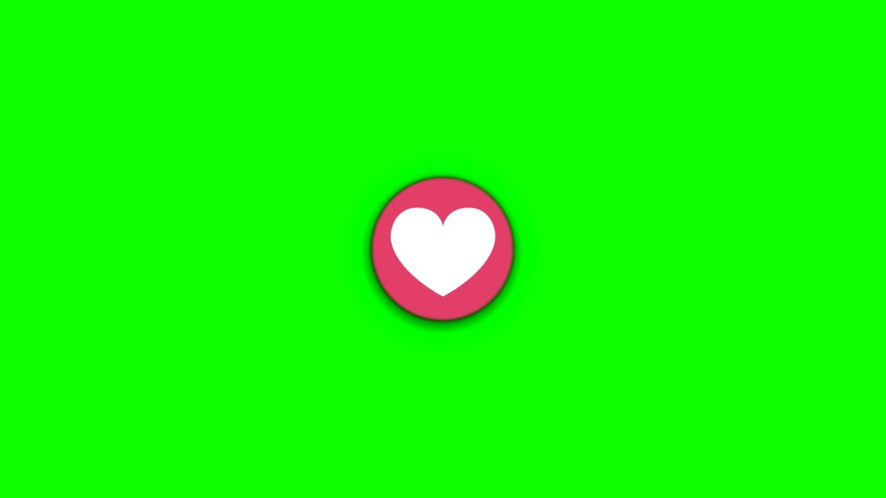 Facebook Reactions Green Screen Animation 2016 With Shadows Youtube