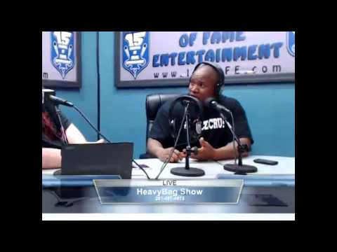 Duganz talks Naughty by Nature, Zulu Nation, and What Hiphop is in Need Of #HeavyBagShow