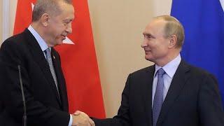 Erdogan will Kurden in 150 Stunden vertreiben
