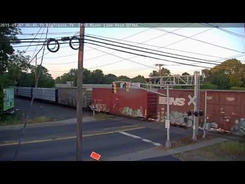 BigTrains.TV 9/7/15 06:37 sb mix CSX 629,...