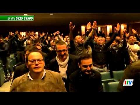 LVS LINEA VERDE SPORT ITV SPORT CHANNEL 214 - 16/3/15