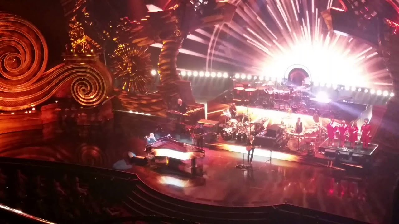 Sir Elton John At The Colosseum Caesars Palace