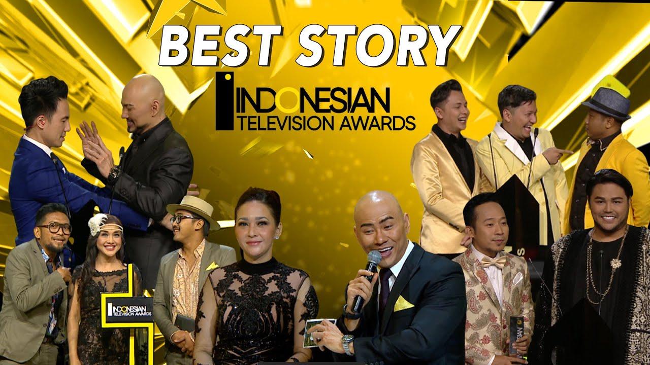 CERITA TERBAIK DI INDONESIAN TELEVISION AWARDS 2016-2017