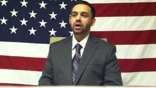 Presidential Candidate Hassan: Natural Born Clause