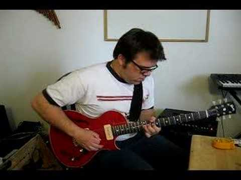 danelectro grilled cheese demo youtube. Black Bedroom Furniture Sets. Home Design Ideas