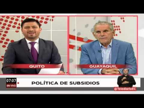 Primera Impresión | Santiago Cuesta, consejero presidencial