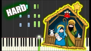 O Little Town Of Bethlehem | HARD PIANO TUTORIAL by Betacustic
