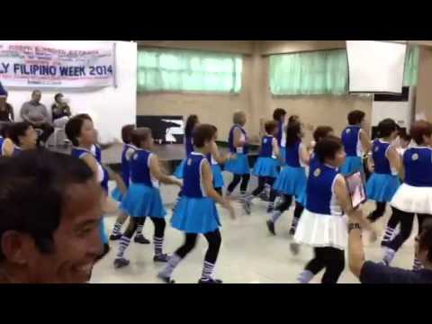 Zumba: Senior Citizens of Manila