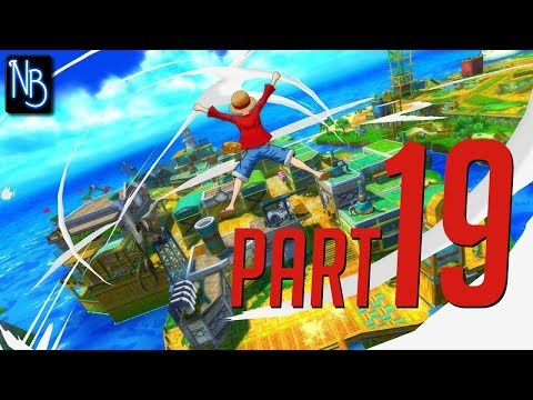 One Piece Unlimited World Red (Deluxe Edition) Walkthrough Part 19 No Commentary |
