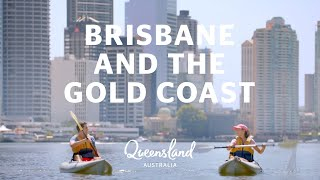 Discover Brisbane and the Gold Coast, Queensland