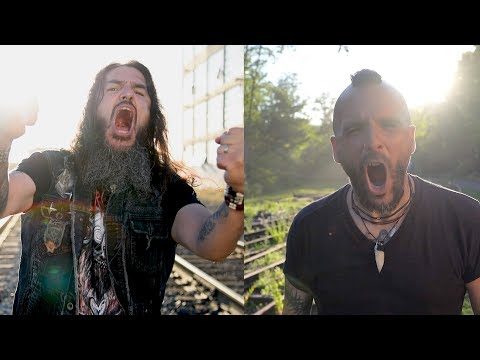 Смотреть клип Machine Head Ft. Jesse Leach - Stop The Bleeding