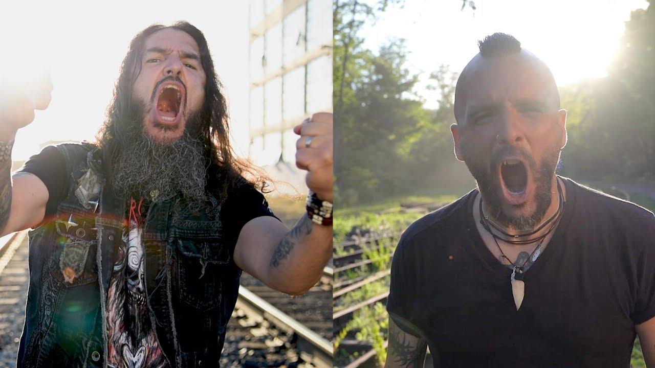 """Veja o Clip de """"Stop The Bleeding"""", musica do Machine Head e Jesse Leach do KSE."""