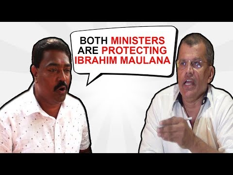 Formalin Row: Blame Game By Ministers Is Just An Eyewash To Protect 'Ibrahim'