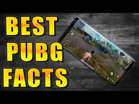 Facts About PlayerUnkown Battleground || PUBG Mobile Facts