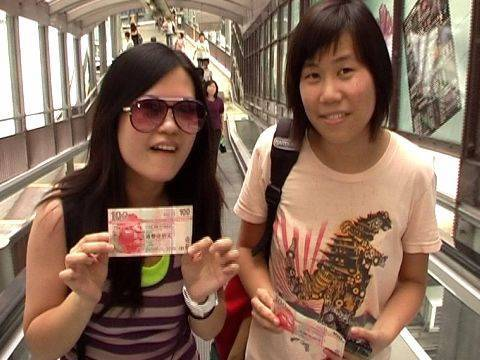 How to spend only $100 in Hong Kong / 盡興遊香港,只需一百元!