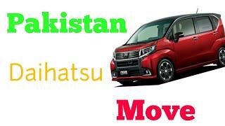 Daihatsu move specs in Pakistan
