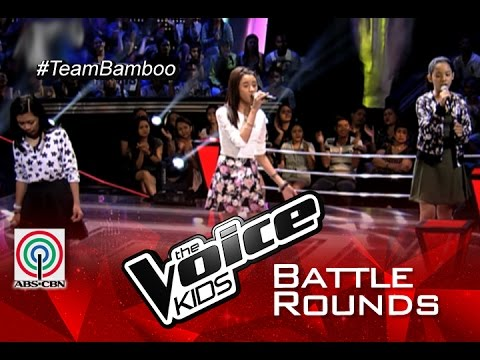 "The Voice Kids Philippines 2015 Battle Performance: ""Hold On"" by Nikki vs Alexis vs Sassa"