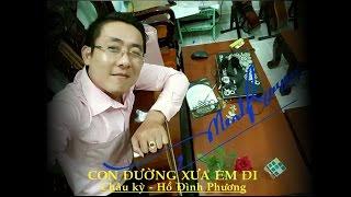 Con đường xưa em đi - Châu Kỳ - Hồ Đình Phương - Mendy Nguyễn Guitar cover