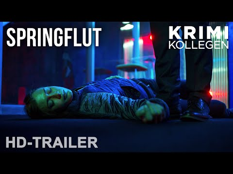 SPRINGFLUT - Staffel 2 - Trailer Deutsch [HD] || KrimiKollegen