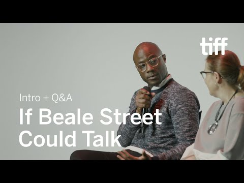 IF BEALE STREET COULD TALK Director Q&A | TIFF 2018