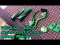 Ninja 300 Anodized Ebay Parts :[] | WILL THEY WORK??
