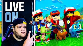 LIVESTREAM: FORTNITE & DEPOIS MINECRAFT - AM3NlC