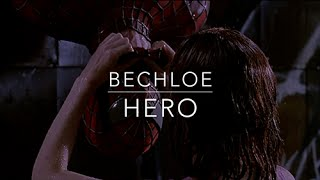 Bechloe - Hero [Pitch Perfect 1 & 2] HD Spider!Beca AU