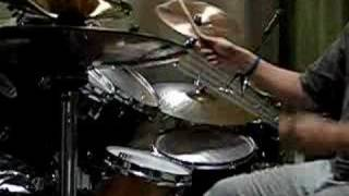 ALIENATION MENTAL - Jarda - boring drum improvisation
