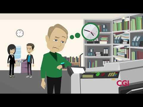 CGI Rondo Digital Document Management