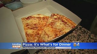 National Pizza Day Deals & Freebies