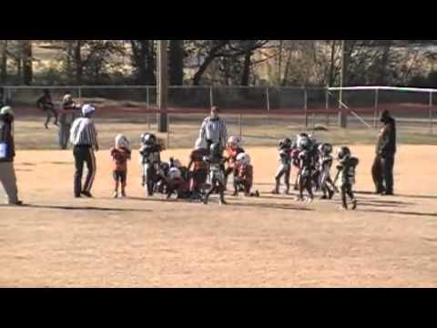 2012 5U NWGYFL Superbowl Acworth vs Douglasville_11102012-Won_25-7