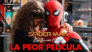 SPIDER-MAN Por que mucha gente la odia ?