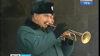 Всероссийский флешмоб «МЧС дарит музыку» проходит в Иркутске