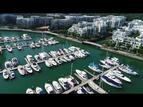 Caribbean at Keppel Bay on X-Drone