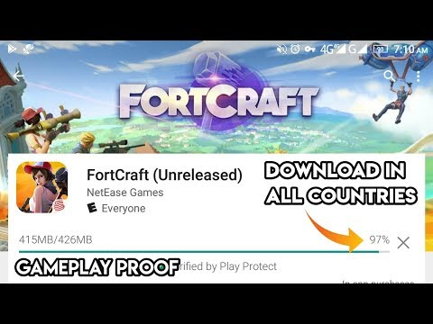 fortcraft android play store link