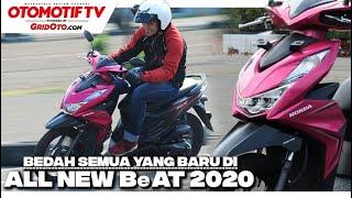 All New Honda BeAT 2020 Full Review, Banyak Fitur, Rangka dan Mesin Baru! l Otomotif TV