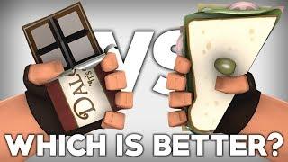 Sandvich Vs. Dalokohs Bar: Which Is Better?