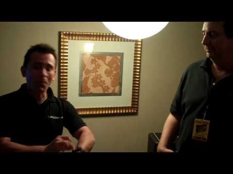 NY Amp Show John Tomaszewicz Interview - Billy Penn 300guita